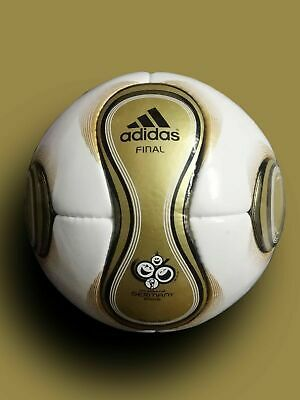 Advertisement Ebay Adidas Final Teamgeist Official Match Ball World Cup Final 2006 Germany No 5 World Cup Final World Cup Fifa World Cup