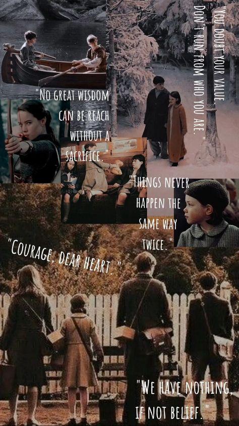 Chronicles of Narnia wallpaper