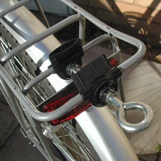 Bicycle Trailer Hitch (to Luggage Rack)
