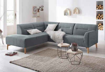 Sofa rundecke  andas Ecksofa »Kiruna« #sofa #couch #sofaliebe #homeaffaire ...
