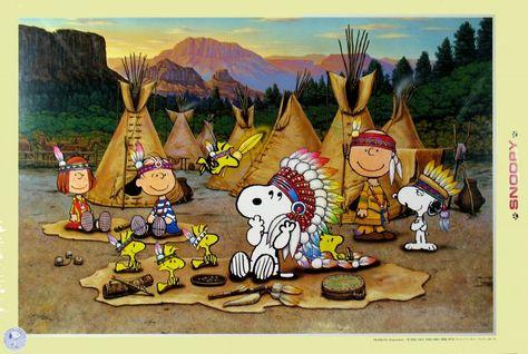 Woodstock & The Peanuts Gang
