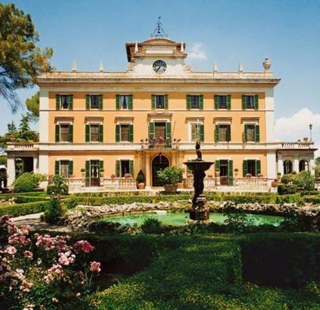 Prestigious Villa For Sale In Umbria Internet Billboards