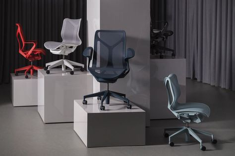 Awe Inspiring Cosm Office Chair By Studio 7 5 Hiconsumption Design Ibusinesslaw Wood Chair Design Ideas Ibusinesslaworg