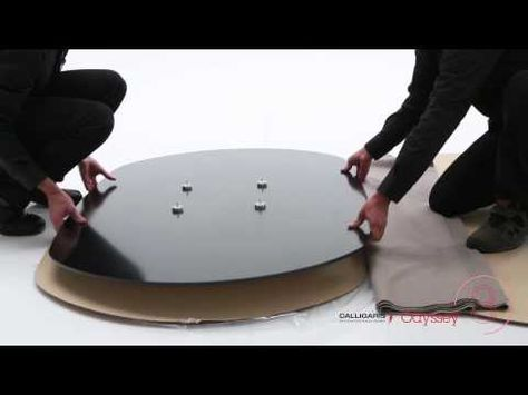 Table Installation Instructions