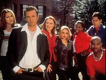 Oh The 90s Real World Cast Of Boston 1997 The Real World