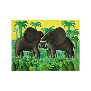 Scherfig 2 Et Mode Plakater Elefanter Malerier