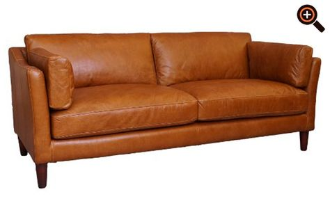 Modernes Sofa Designer Couch Frs Wohnzimmer Aus Leder Schwarz Braun Weiss