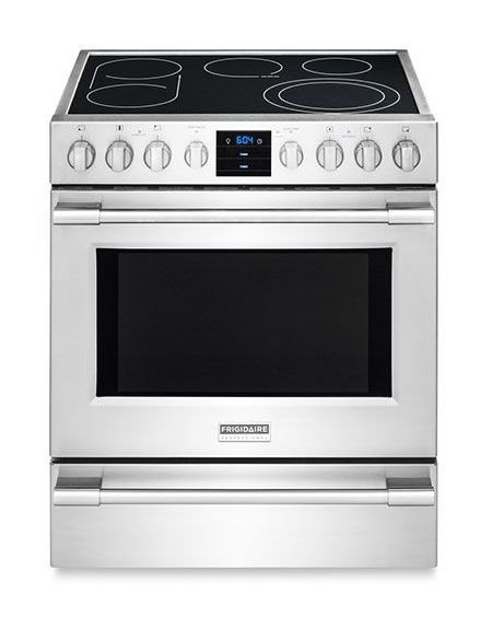 The Best Electric Ranges For Your Kitchen Frigidaire Professional Freestanding Electric Ranges Electric Range