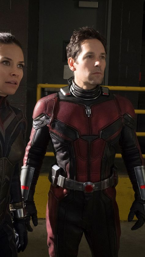 Ant-Man and the Wasp, 2018 movie, 720x1280 wallpaper