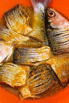 Kali Ini Aku Ingin Berbagai Tips Bagaimana Menggoreng Ikan Bandeng Bebas Duri Tanpa Presto Ataupun Cabut Duri Siapa Yan Makanan Ikan Resep Masakan Saus Ikan