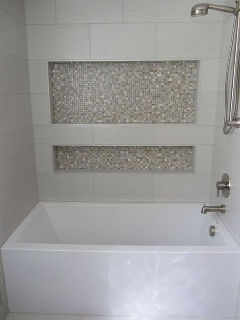 120 Stunning Bathroom Tile Shower Ideas (63)
