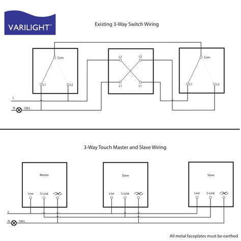 Beautiful Wiring Diagram Intermediate Light Switch Diagrams Digramssample Diagramimages Three Way Switch 3 Way Switch Wiring Light Switch Wiring