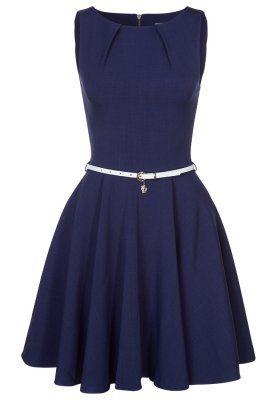 Dieses Kleid versprüht einen Hauch 50er-Jahre Charme. Closet Cocktailkleid / festliches Kleid - navy/cream für 64,95 € (26.01.15) versandkostenfrei bei Zalando bestellen.