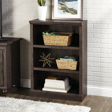 2c9bc173e3f9f65c956a9d1984615089 - Better Homes And Gardens Crossmill 5 Shelf Bookcase Multiple Finishes