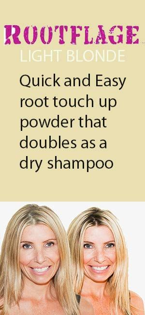 Root Touch Up Light Blonde Light Blonde Blonde Roots Root Touch Up