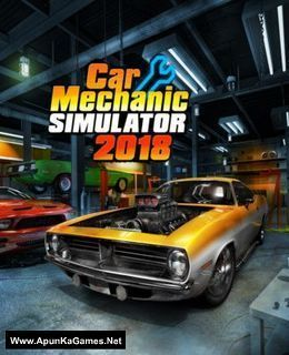 Car Mechanic Simulator 2018 Pc Game Apunkagames Simulation Games