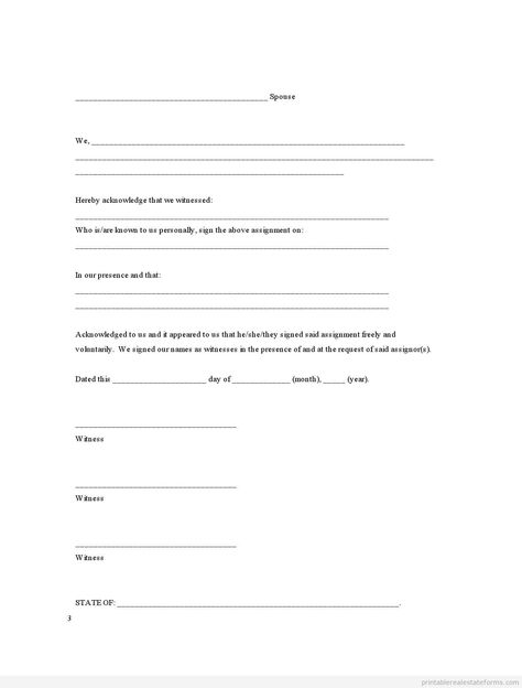 Printable Sample notice of deposit of deed for delivery etc Form - property release form