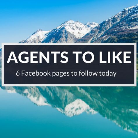 Looking for great real estate facebook pages? Here are 6 that stand out! You…