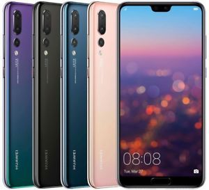 Huawei P20 Pro 128gb Clt L29 Dual Sim Factory Unlocked Black Blue Twilight In Stock Ship Worldwide Usa Seller Top Rated Dual Sim Phone Newest Cell Phones