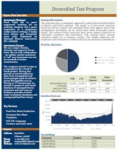 facts sheet template
