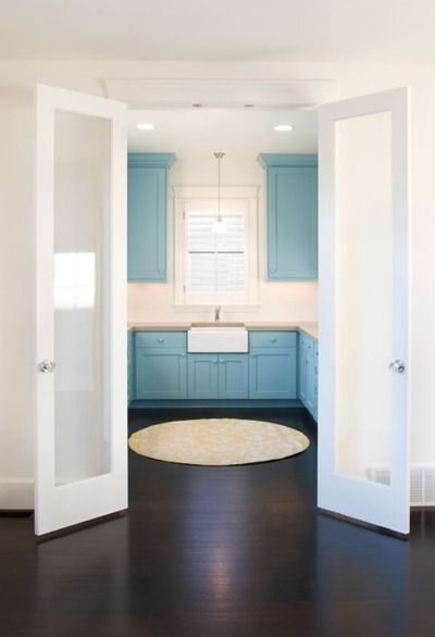 Bird Watching Blue Laundry Rooms Laundry Room Doors Home