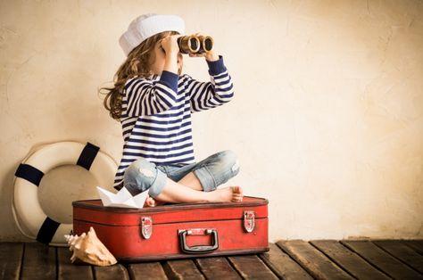Tipy jak ušetřit, když cestujete s dětmi