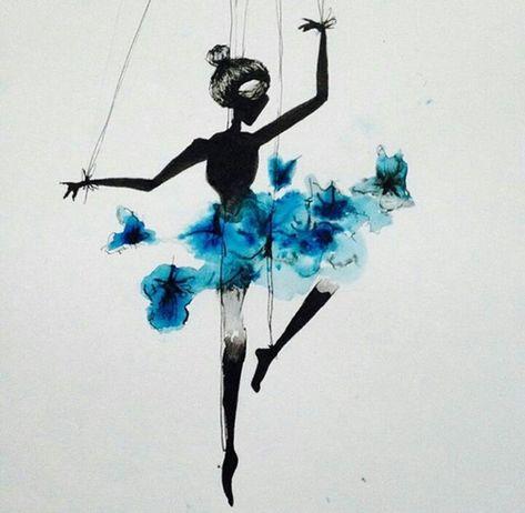 Ballet uploaded by Ali Adnan on We Heart It