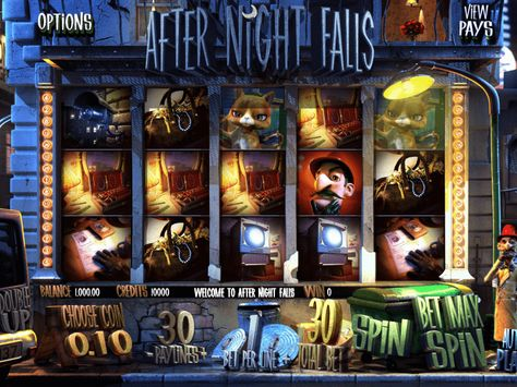 Tragamonedas After Night Falls online gratis - http://freeslots77.com/es/tragaperras-online-gratis-after-night-falls/