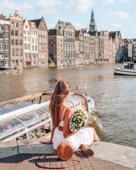 Ohhh Amsterdam A new blog post with all my highlights  best photo spots in the city is now up on the blog #style #shopping #styles #outfit #pretty #girl #girls #beauty #beautiful #me #cute #stylish #photooftheday #swag #dress #shoes #diy #design #fashion #Travel