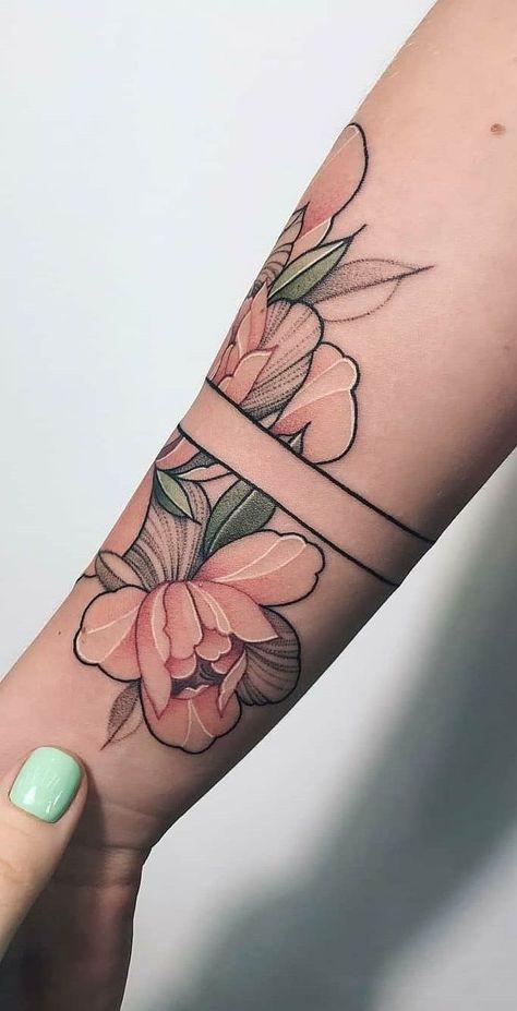 200 Fotos de tatuagens femininas no braço para se inspirar - Fotos e Tatuagens #beautytatoos