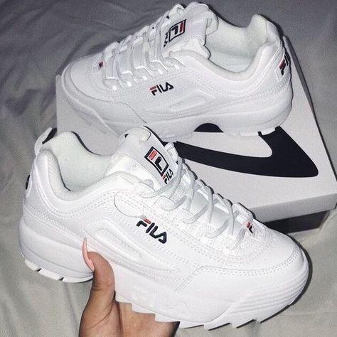 white #shoes #sneakers #heels #fashion #style #footwear