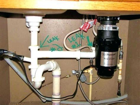 Clogged Kitchen Sink With Disposal Sink Kitchen Garbage