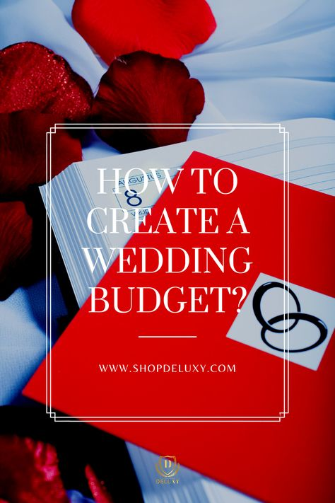 there are tons of technical details and planning that goes into creating a perfect day and it all starts with deciding a budget. So, if you want yourWeddings are meant to signify romance and ever lasting commitment andwant to meant to have an aura of fairy tale magic to them then this article is for you! #deluxy #weddingbudget #weddingplanning #weddingplanningtips #weddingplantips