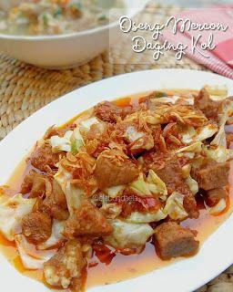 Resep Masakan Oseng Mercon Daging Kol By Elabundaela Kali Ini Kita Belajar Memasak Oseng Mercon Daging Kol Langsung Aja Ya Resep Masakan Masakan Resep