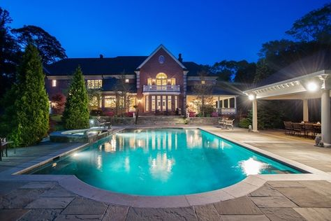 21 Room Luxury House For Sale In 26 Pequot Lane, New Canaan, Connecticut |  LuxuryEstate.com