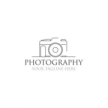 Minimalist Photography Logo Designs Photography Logo Camera Png And Vector With Transparent Background For Free Download In 2020 Photography Logos Minimalist Photography Photography Logo Design