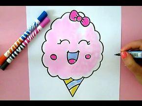 Happydrawings Draw Cute Things Kawaii Diy Youtube With