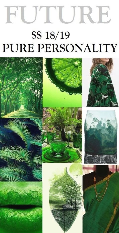 Shades of Green ~ Loved by Danyka Collection ~ Shades of Green summer home decor trends 2018 - Home Trends