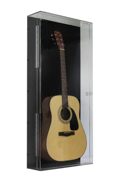 Acrylic Acoustic Electric Guitar Display Case Guitar Display Guitar Display Case Display Case