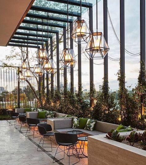 Bar Design Restaurant Lounge 28