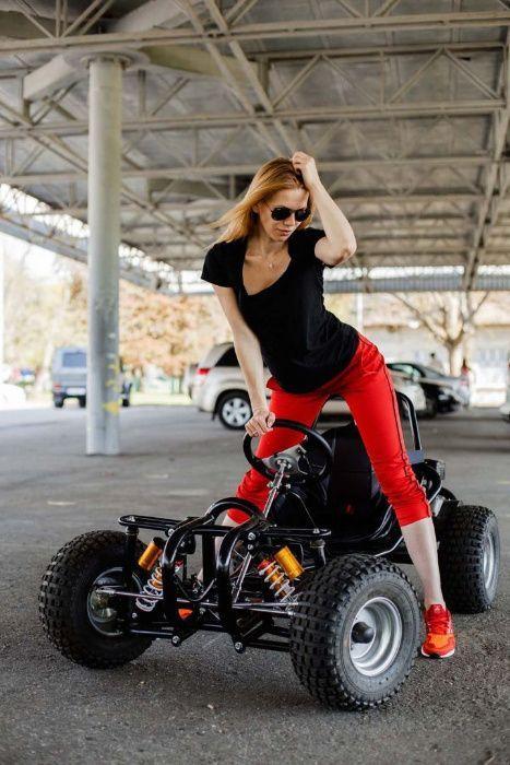 Gokart Terenowy Offroad Buggy Quad Hit Atv Spalinowy 196cm3 Czestochowa Rakow Olx Pl Go Kart Offroad Buggy