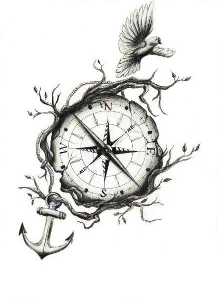 Nautical Star Tattoos