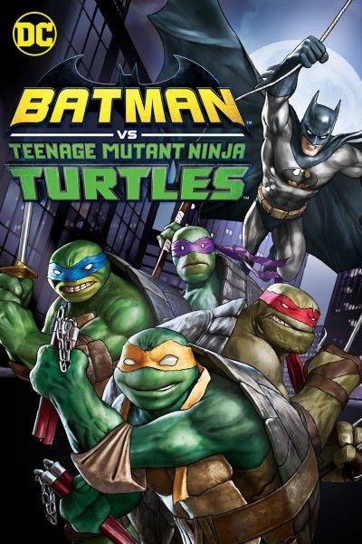 Batman Vs Teenage Mutant Ninja Turtles 2 6 Batman Ninja Kaplumbagalar Ninja
