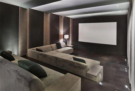 Theater Room Carpet