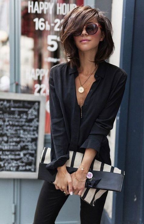 Parisian Style - Click the pic for more inspo from Paris