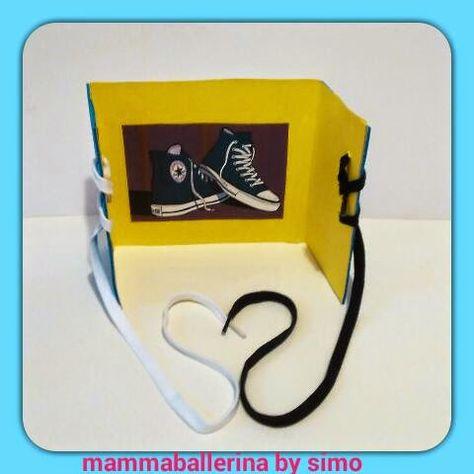 MammaBallerina by Simo: imparare ad allacciare le scarpe