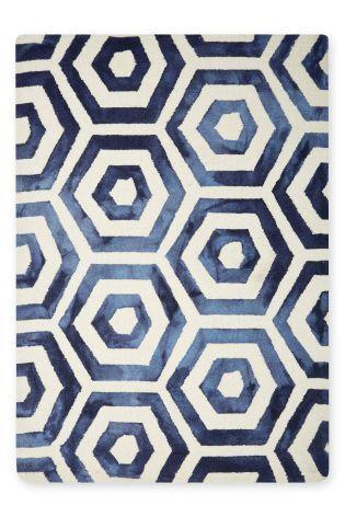 Buy Tie Dye Geometric Rug From The Next Uk Online Shop Https Www Divesanddollar Com Antique Dining Room Furniture 19 Geometric Rug Large Wool Rugs Luxury Rug
