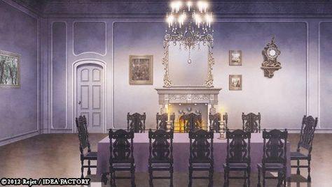 Znalezione obrazy dla zapytania diabolik lovers dining room
