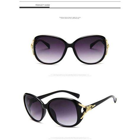 46f7b704c4e Oversized Sunglasses Women 2018 Brand High Quality Retro Gradient Mirror  Glasses Vintage Shades Fashion Female Fox Sun glasses