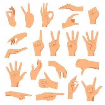 Menakjubkan 30 Gambar Kartun Tunjuk Tangan Hand Vectors Photos And Psd Files Free Download Download Pointing Direction Ges Illustration Vector Hand Vector